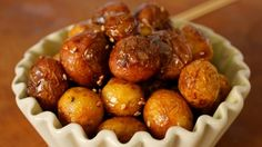 Braised baby potatoes (Algamja-jorim)