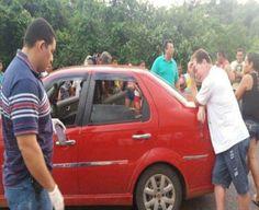 Uma mulher identificada como Lidiane Ferreira Sousa, de 33 anos, foi brutalmente assassinada nas...