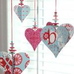 Valentines Is soon to be upon us.  I love to find cute decoration Ideas.  This Valentines Heart and Bead Decoration is great! Such a simple but elegant looking decoration to help you feel in the spirit of the holiday.  The simplest and most frugal way to make this is to use string, loose buttons you […]