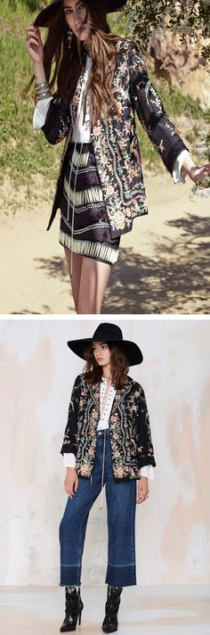 Nasty Gals Do Festivals Better with unique embellished and embroidered layers #NastyGalFest