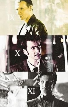 Image via We Heart It https://weheartit.com/entry/130587799 #davidtennant #doctorwho #thedoctor #mattsmith #christophereccleston