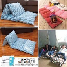 4 yastıklı şekle girebilen yatak yapımı
