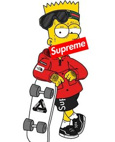 Fiverr freelancer will provide Cartoons & Comics services and design you an hypebeast cartoon art including Figures within 4 days Supreme Iphone Wallpaper, Simpson Wallpaper Iphone, Hype Wallpaper, Graffiti Wallpaper, Cartoon Wallpaper Iphone, Simpsons Drawings, Simpsons Art, Cartoon Kunst, Cartoon Art