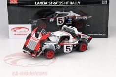 Lancia Stratos HF, Rally Monte Carlo 1978, No.5, F.Bacchelli / A.Bernacchini. Sun Star Models, 1/18, Limited Edition 899 pcs. Price (2016): 75 EUR.