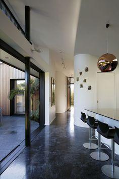 S #House by Glamuzina Paterson #Architects