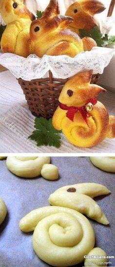 Pão de coelho