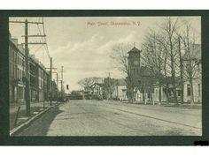 Skaneateles NY Main St. 1910's