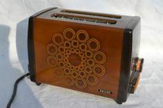 Retro vintage broodrooster toaster Brabantia...