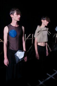 Jan Purski - J.W. Anderson Menswear SS14