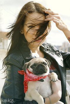 I want a bandana for Luna!