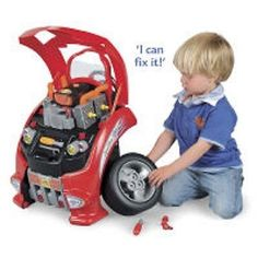Kids,Toddler Toy Auto Mechanic Car Service Station Shop