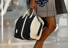 Louis Vuitton Spring 2012. The doctor bag is back!