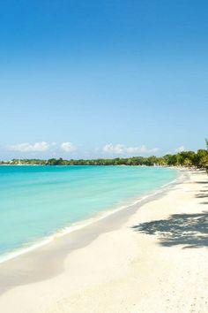 Negril beach, #Jamaica