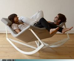 I want a chair like this :)