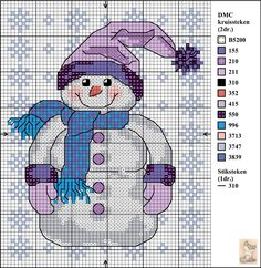 Sneeuw-Dame.. :)