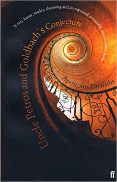 Uncle Petros and Goldbach's Conjecture: Apostolos Doxiadis: 9780571205110: Amazon.com: Books