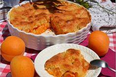 Миндальный пирог с абрикосами | Семейный консультант