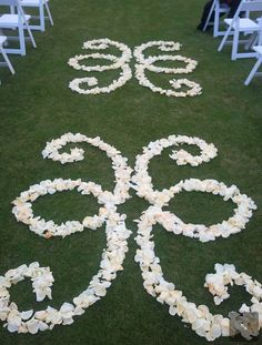 Ceremony Aisle Decor