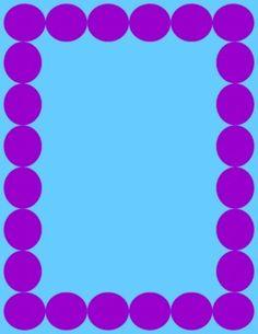 Polka Dot Labels- Free
