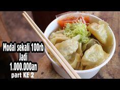 Donut Recipes, Rice Recipes, Cooking Recipes, Nasi Bakar, Smooth Cake, Indonesian Cuisine, Food Court, Dim Sum, Diy Food