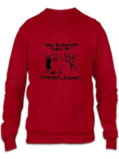 ren and stimpy Crewneck Sweatshirt