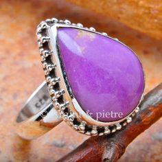 phosphosiderite Gemstone Rings, Gemstones, Jewelry, Jewlery, Gems, Jewerly, Schmuck, Jewels, Jewelery