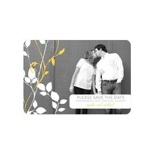 Natural Pair Save The Date Cards
