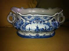 Porceleyne Fles Royal Delft Blue Tureen