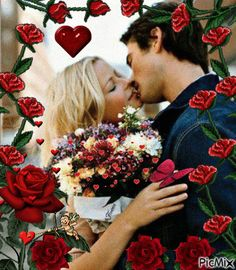 Skonsultuj PicMix Love You własność o PicMix. Morning Love Quotes, Good Morning My Love, Night Love, Beautiful Romantic Pictures, Romantic Gif, Baby Boy Quilt Patterns, Beautiful Rose Flowers, Love You Images, Cute Love Memes