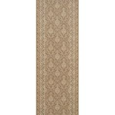 """Meridian Rugmakers Shahabad Winter Wheat Area Rug Rug Size: Runner 2'7"""" x 10'"""