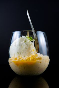 """Floating Island """"Tropical"""" 
