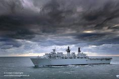 HMS Albion During Exercise Cold Response by Defence Images, via Flickr