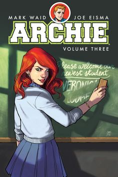 Archie, Vol. 3 - Veronica has been shipped off to a private boarding school in Switzerland while Archie's left scrambling to pick up the pieces back home in Riverdale. While in Switzerland, Veronica meets her match in the equally rich and popular Cheryl. Cheryl Blossom Archie Comics, Comic Book Covers, Comic Books, Archie Comics Riverdale, Mark Waid, Creation Art, Betty And Veronica, Riverdale Cast, Riverdale Merch