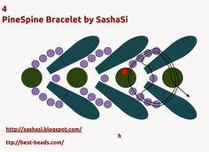 Bracelet Pine Spine - 4 of 8
