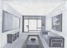 1000 images about perspective on pinterest one point perspective the vanishing and 3d 3d house drawing