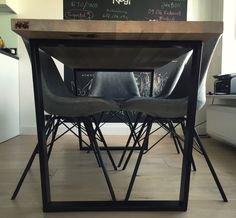 #blatinogi #Oak #dining #table for 6.  Dimensions: 75x145x4 cm
