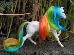 Rainbow brite Starlite Horse by Lilou-Lilou.deviantart.com on @DeviantArt