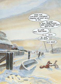 Profisuche - MARUNDE | Cartoons & Illustrationen von Wolf-Rüdiger Marunde
