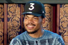 #13 My favorite Artist: My favorite artist is Chance the Rapper, his music makes me happy and he's an all-around good person.