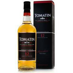 Fleuron de la gamme des Single Malts Tomatin, cette expression 12 ans d'âge est un whisky des Highlands idéal pour découvrir la palette aromatique de la distillerie