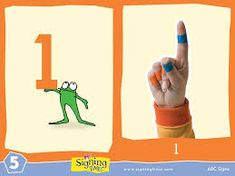 Browse by theme& such as top signs to teach your baby sign language. Brought to you by Signing Time! Sign Language Colors, Sign Language Chart, Sign Language Alphabet, Sign Language Interpreter, Baby Sign Language, Teaching Kids, Kids Learning, Sign Language For Toddlers, Sign Language Dictionary