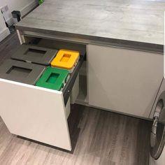 ящики для раздельного сбора мусора с крышками