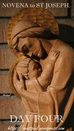FAITHFUL SERVANT Saint Joseph, you lived for one purpose — to be the personal servant of Jesus Christ, the Word made flesh.  Your noble birth and ancestry, the g…~ AnaStpaul