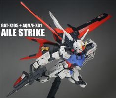 [Modelers-G] MG 1/100 Aile Strike Gundam Ver. RM - Painted Build