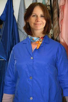 Nat in Blauw jasschort 10 | caperotterdam1 | Flickr