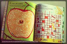 Livres activités enfants - Le grand livre des labyrinthes - Editions Usborne