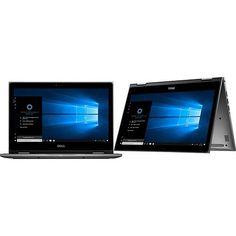 "Notebook Dell Inspiron i13-5378-A20C Intel i5 8GB 1TB Tela Full HD 133"" Touch << R$ 226799 >>"