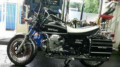 Moto Guzzi 850T3 California, restored by BCI