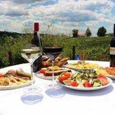 Einen schönen Nachmittag mitten im steirischen Weinland verbringen und das auch noch in einem nichtraucher Buschenschank!  #Steiermark #Buschenschank #Nichtraucher #Food #Kulinarik