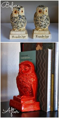 [Mr. Goodwill Hunting]: 10 things to PAINT RED!